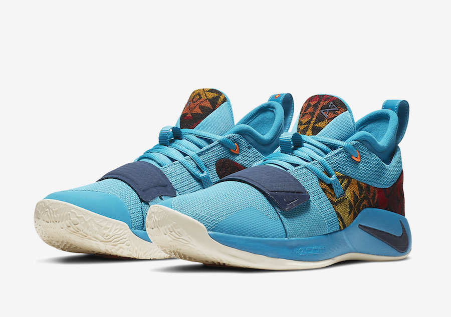Nike and Paul George will release a new PG 2.5 which is the Pendleton edition which will be available during December. lutheran indian ministries native news