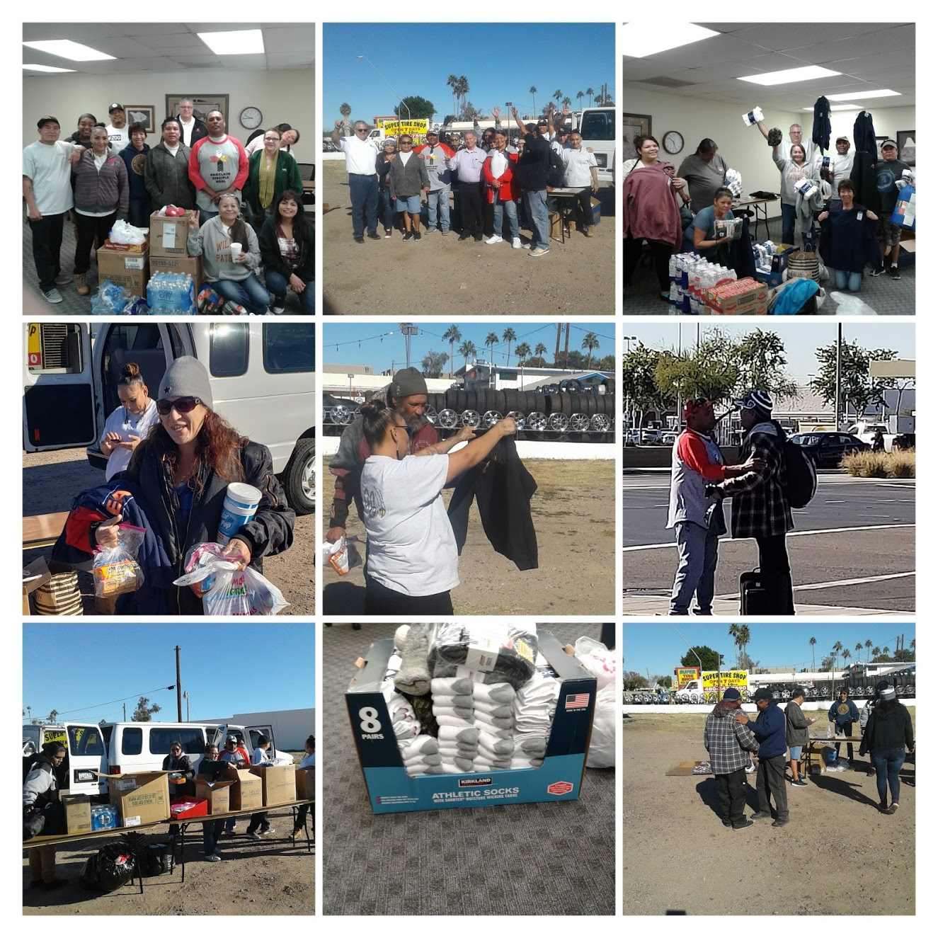 giving back and making it real phoenix ministry lutheran indian ministries kevin maulson