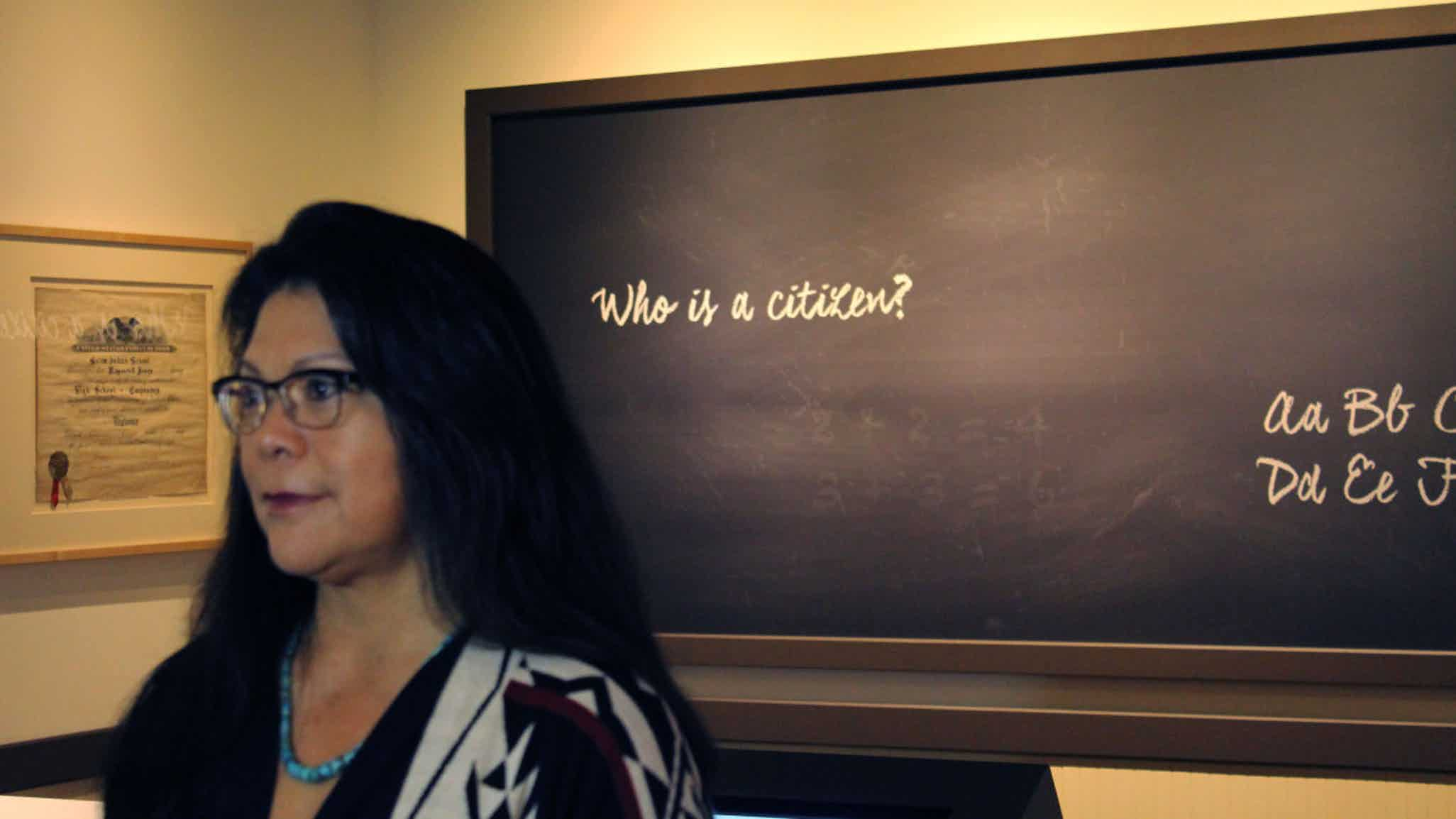 lutheran indian ministries native news - Technology revitalizes Native American boarding school exhibit at Heard Museum