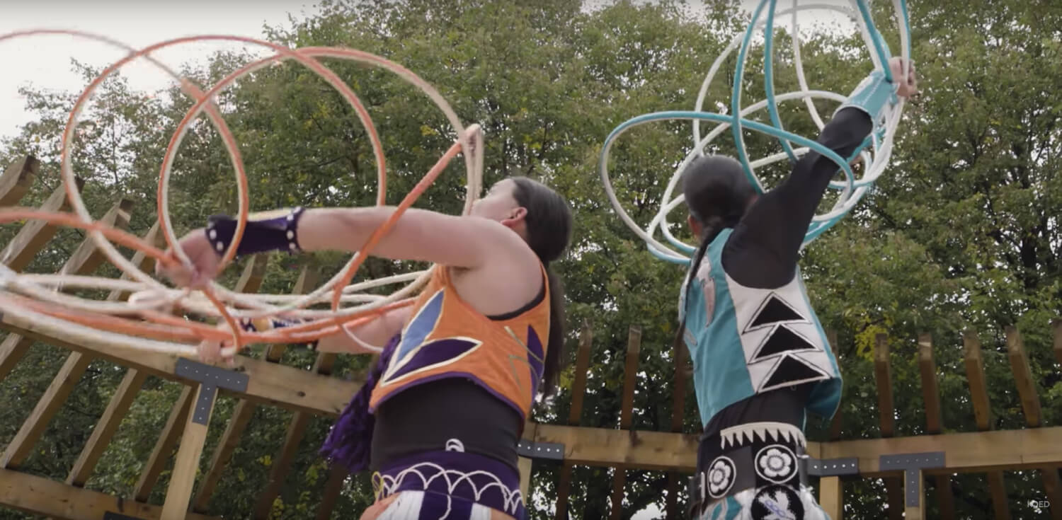 lutheran indian ministries native news - Meet the Minneapolis Brothers Rejuvenating Native Hoop Dance with Hip-Hop - TPT Originals