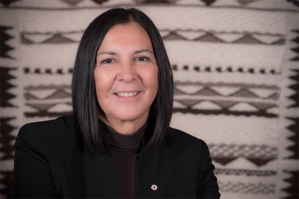Musqueam councillor and former chief Wendy Grant-John says the Women Deliver 2019 Conference offers a chance to learn about lesser-known impacts of European imperialism.