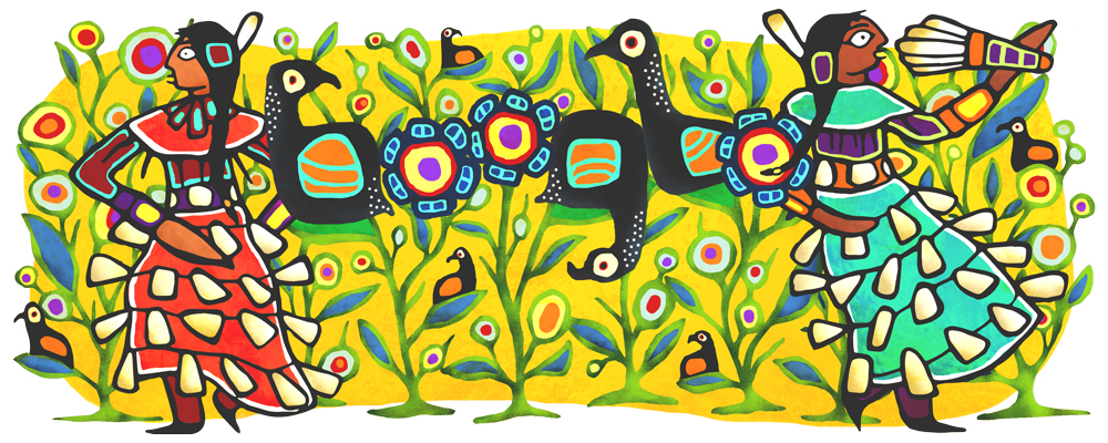 https://www.google.com/doodles/celebrating-the-jingle-dress-dance