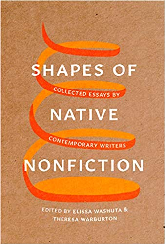 lutheran indian ministries native news - Shapes of Native Nonfiction: Collected Essays by Contemporary Writers