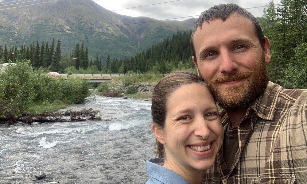Nate and Sarah Milan - Fairbanks, Alaska