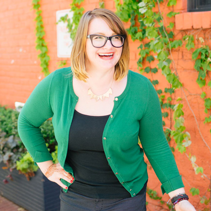 Stephanie Ruby   Creative steam engine, professional hype woman, amped up live tweeter. There is no such thing as a bad idea. Loves to celebrate the doers.