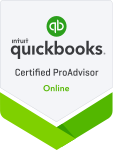 Click badge to view QuickBooks ProAdvisor profile