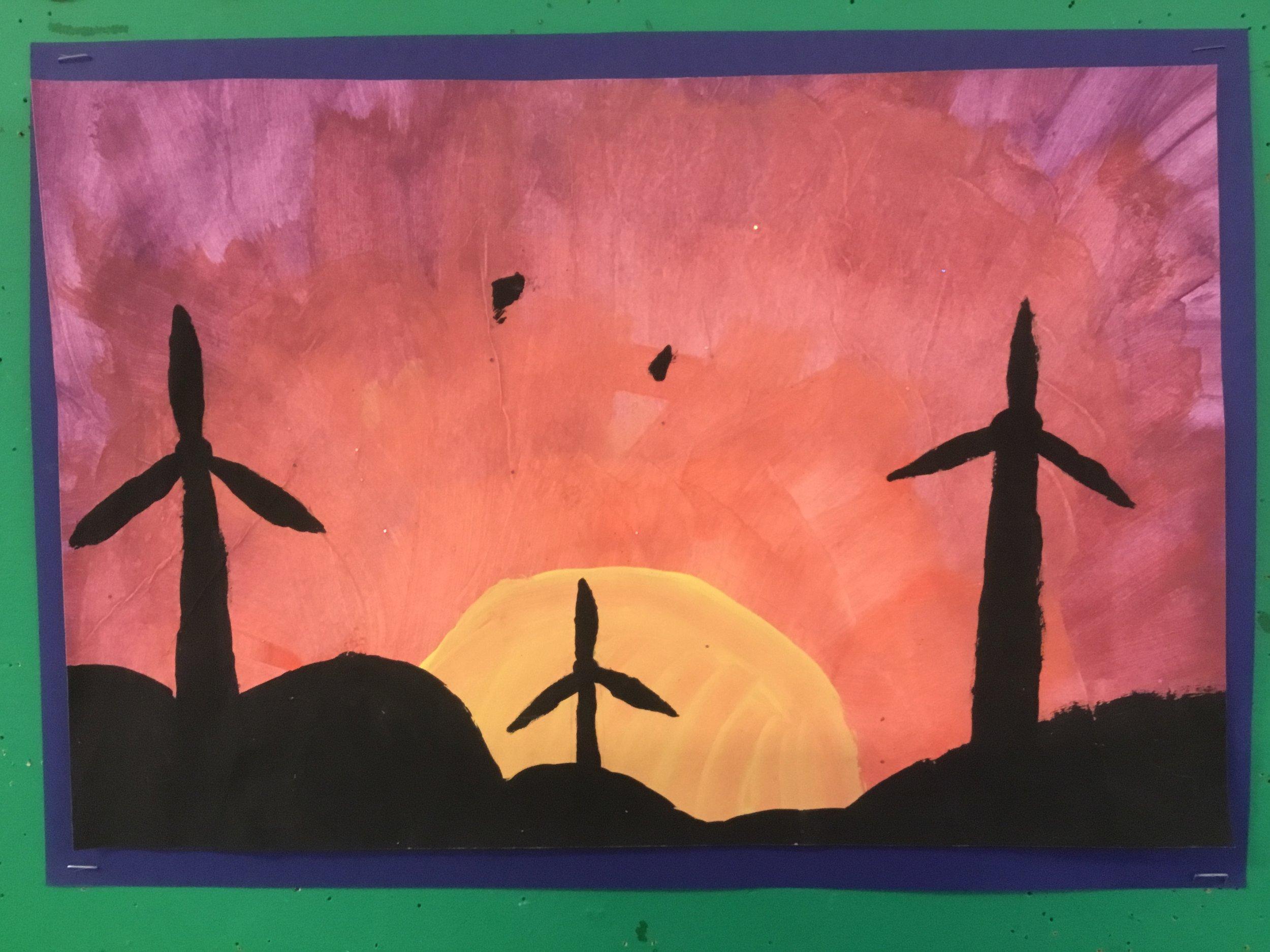 Windmills, Grace P7