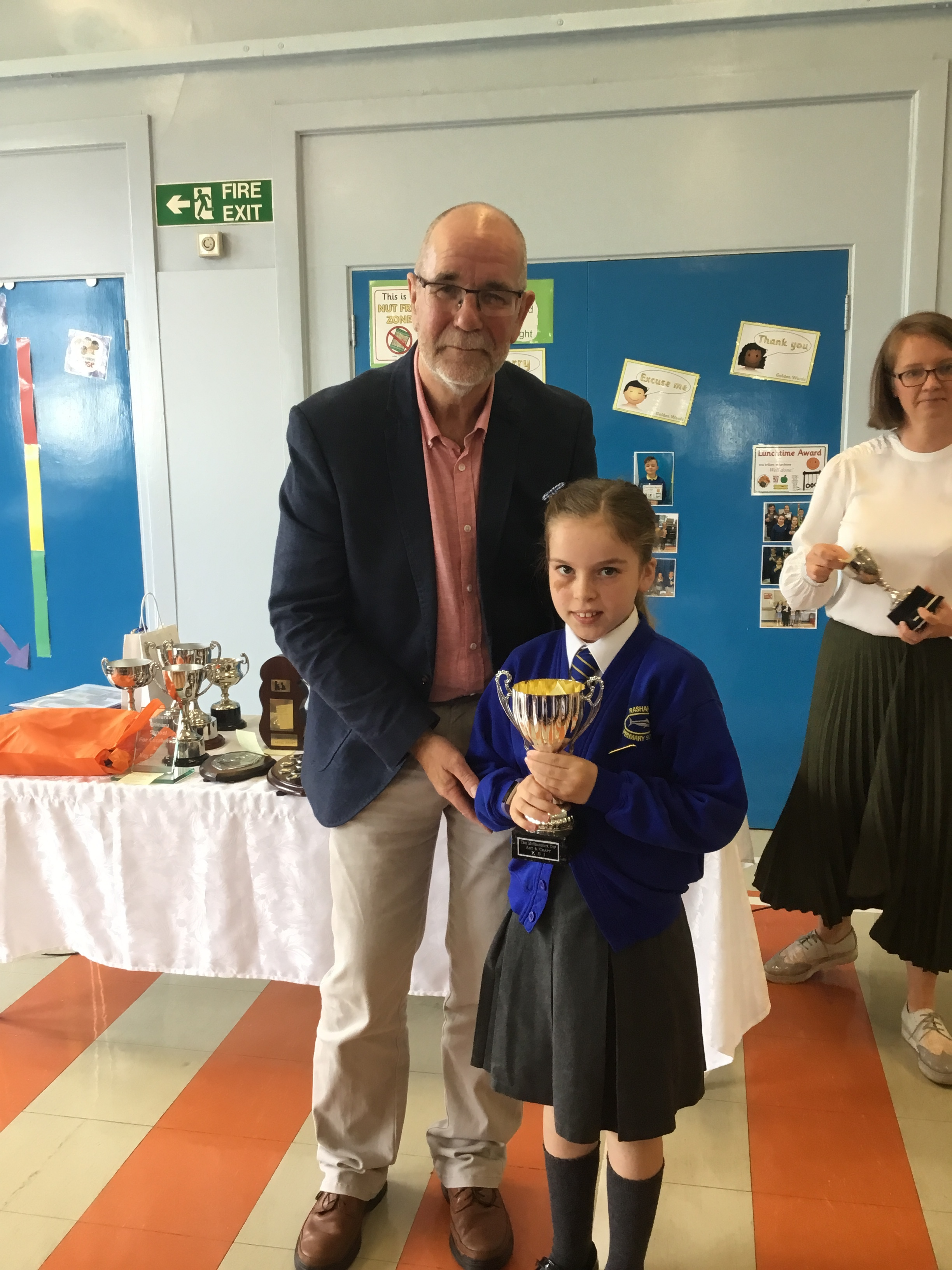 Emma - McShannock Cup for Art and Craft KS1