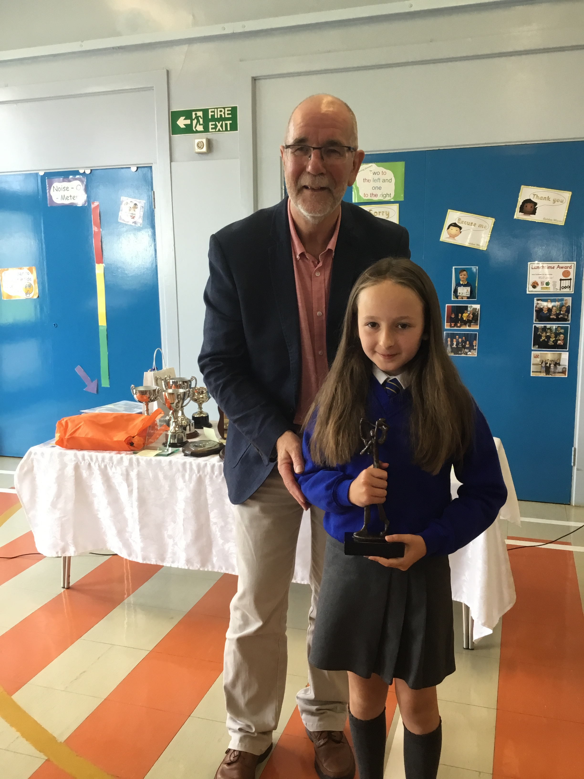 Olivia - Hayes Art Trophy, Art and Craft KS2