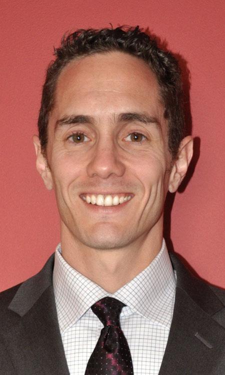 Tony Vespa, former Navy Seal