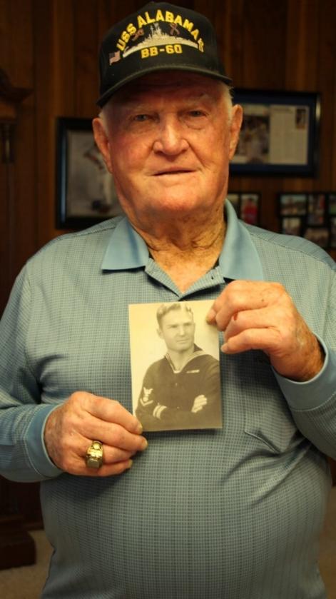 (photo credit to Florent Plana, World War II Veteran's Memories)