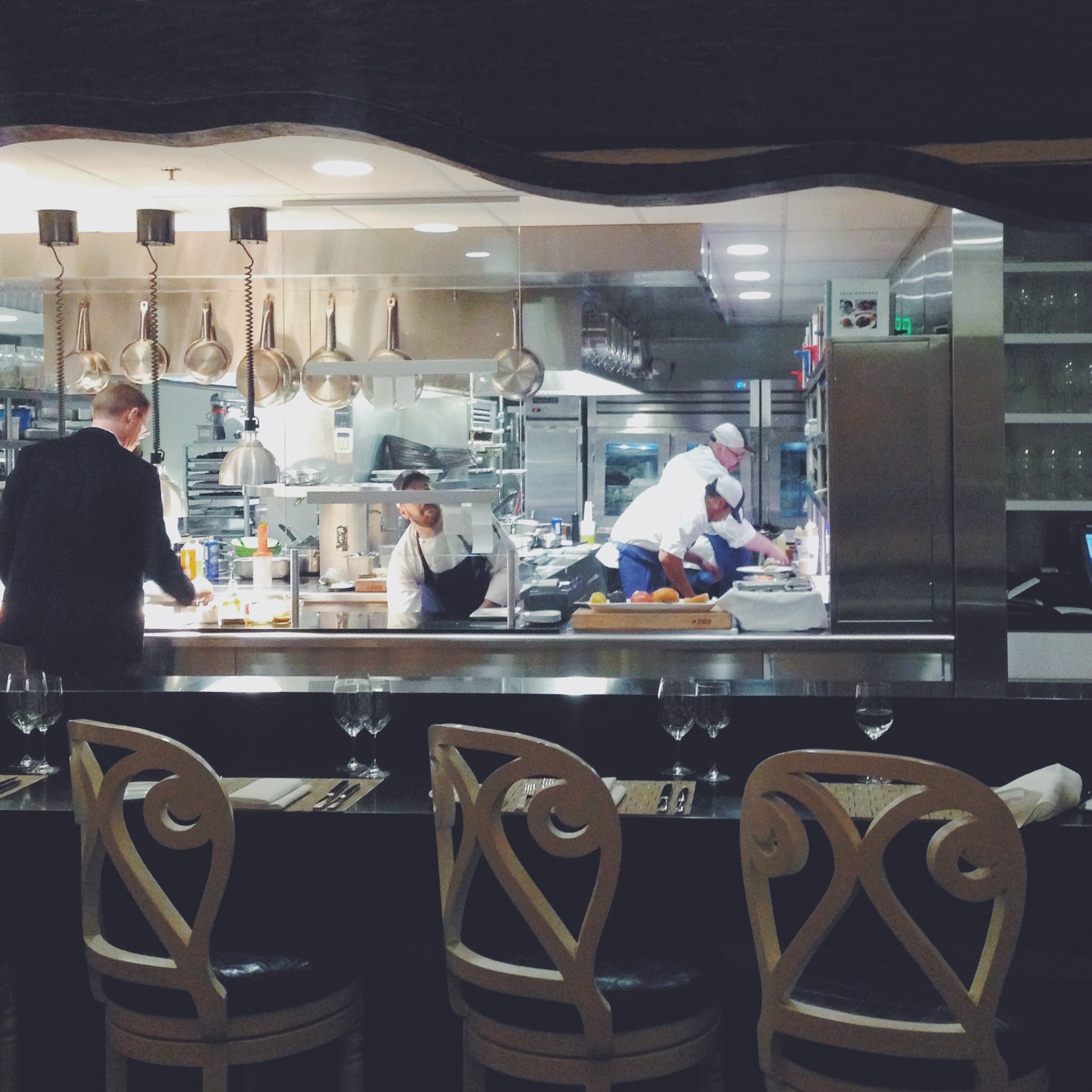 Chef's Club by FOOD & WINE | Aspen's St. Regis