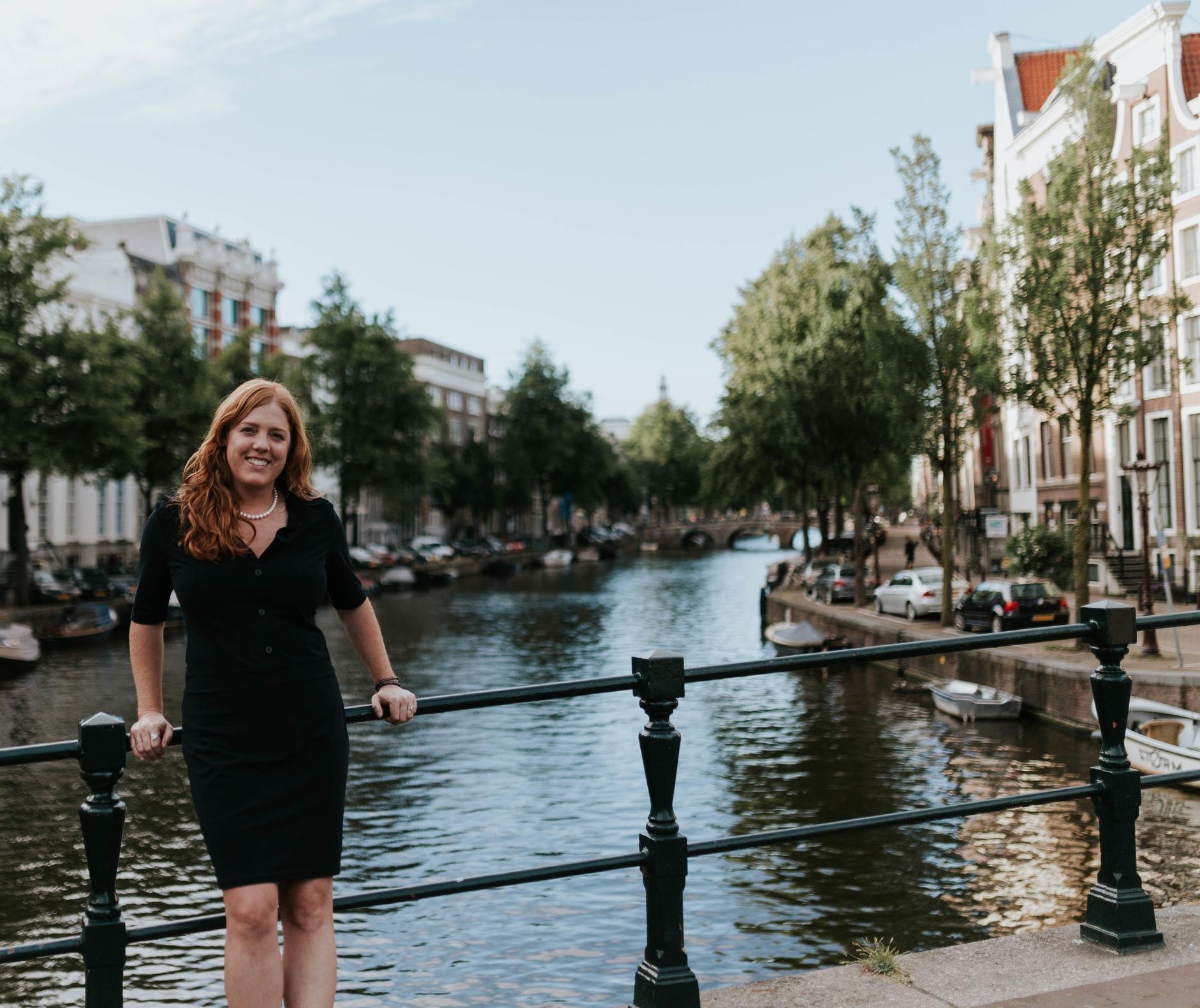the Jordaan neighborhood | Amsterdam