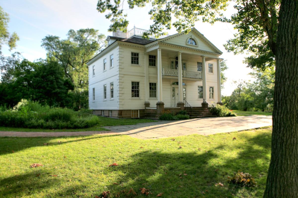 A Wedding Crashers Open House At Morris Jumel Mansion