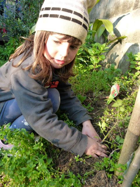 Kids Love Gardening by jj walsh/CC BY