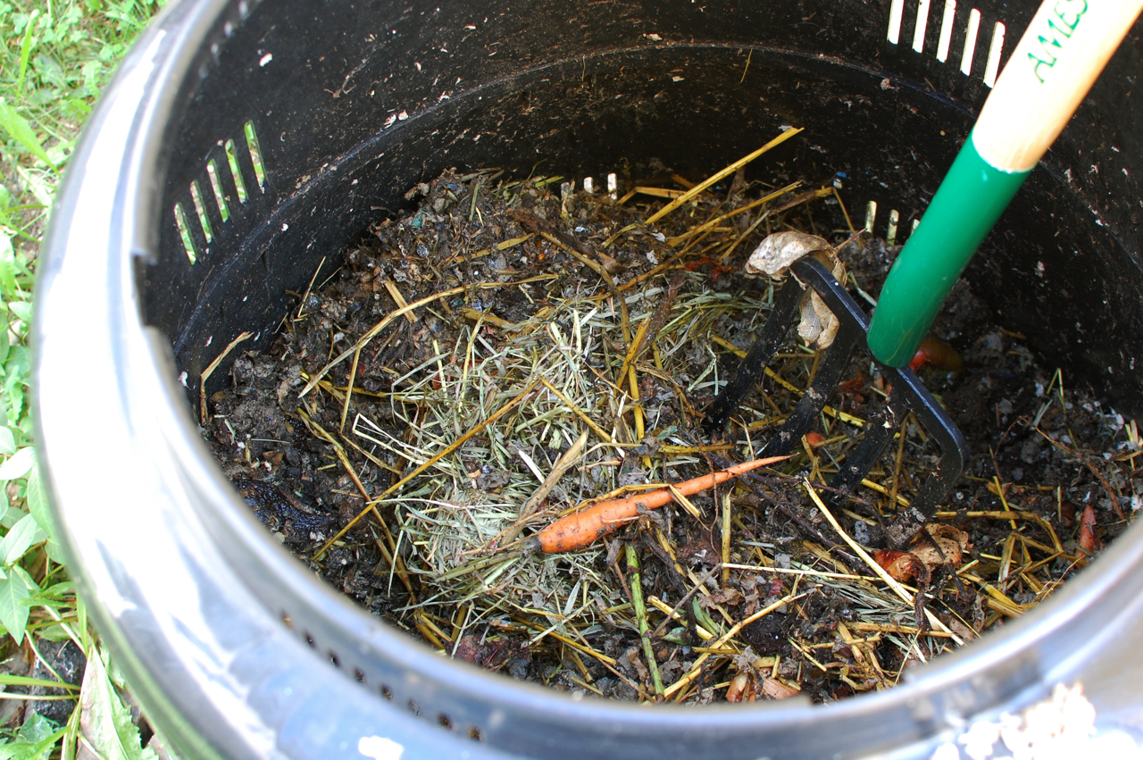Our Compost by Justin Snow/CC BY