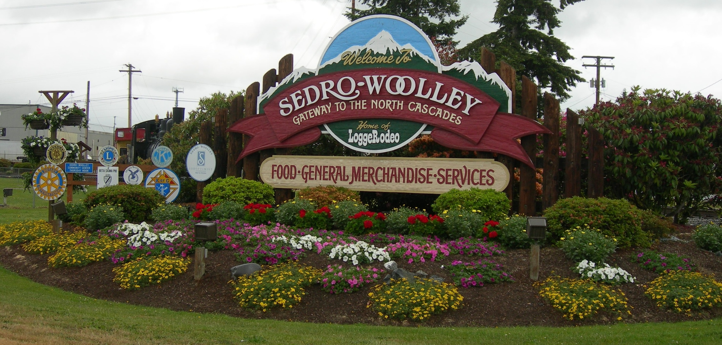 Welcome to Sedro-Woolley by Jimmy Emerson (CC)
