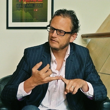 Marcus Timson, Director & Co-Founder, FM Brooks - InPrint Show, Leatherhead, UK