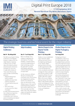 Download the Digital Print Europe 2018 brochure