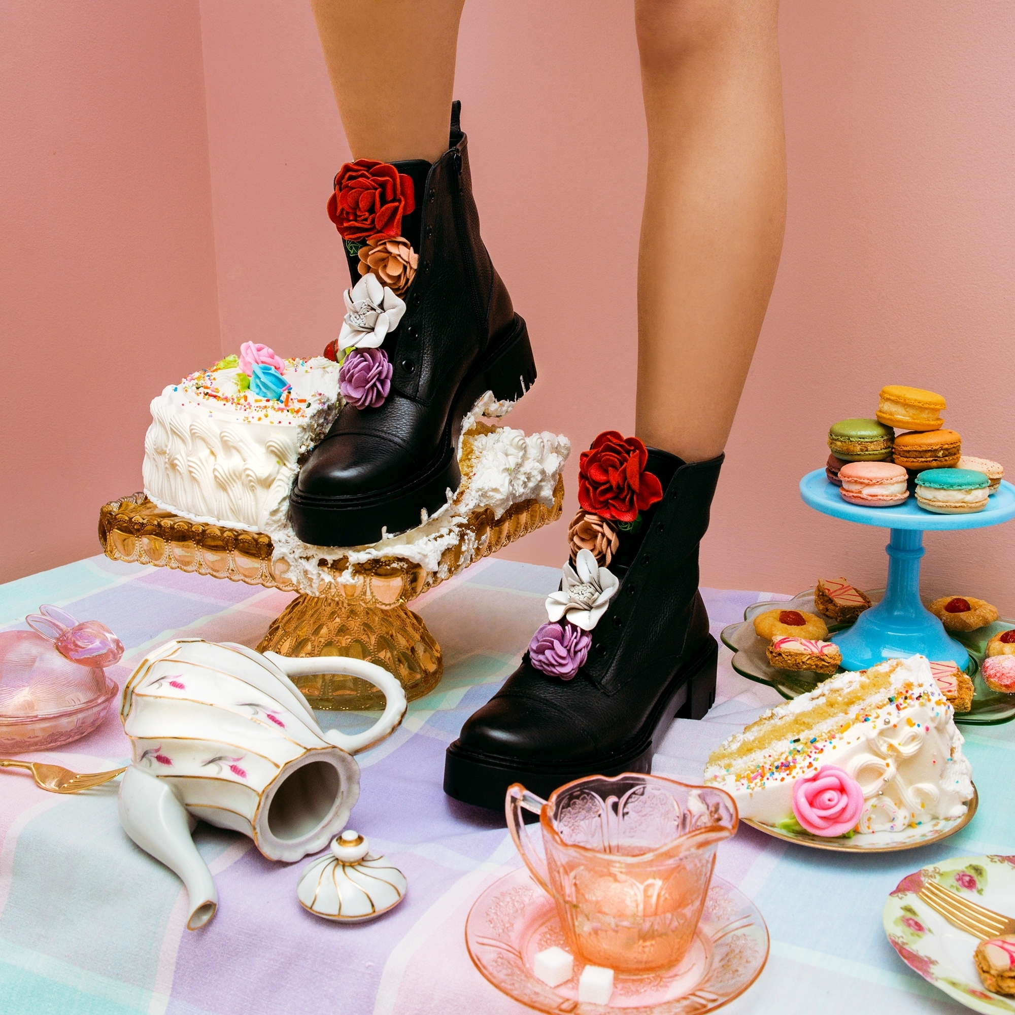 Published on Refinery29 for Katy Perry Footwear