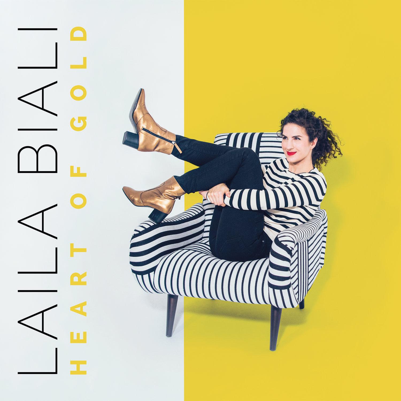 Laila Biali  Creative Direction: Steph Haller