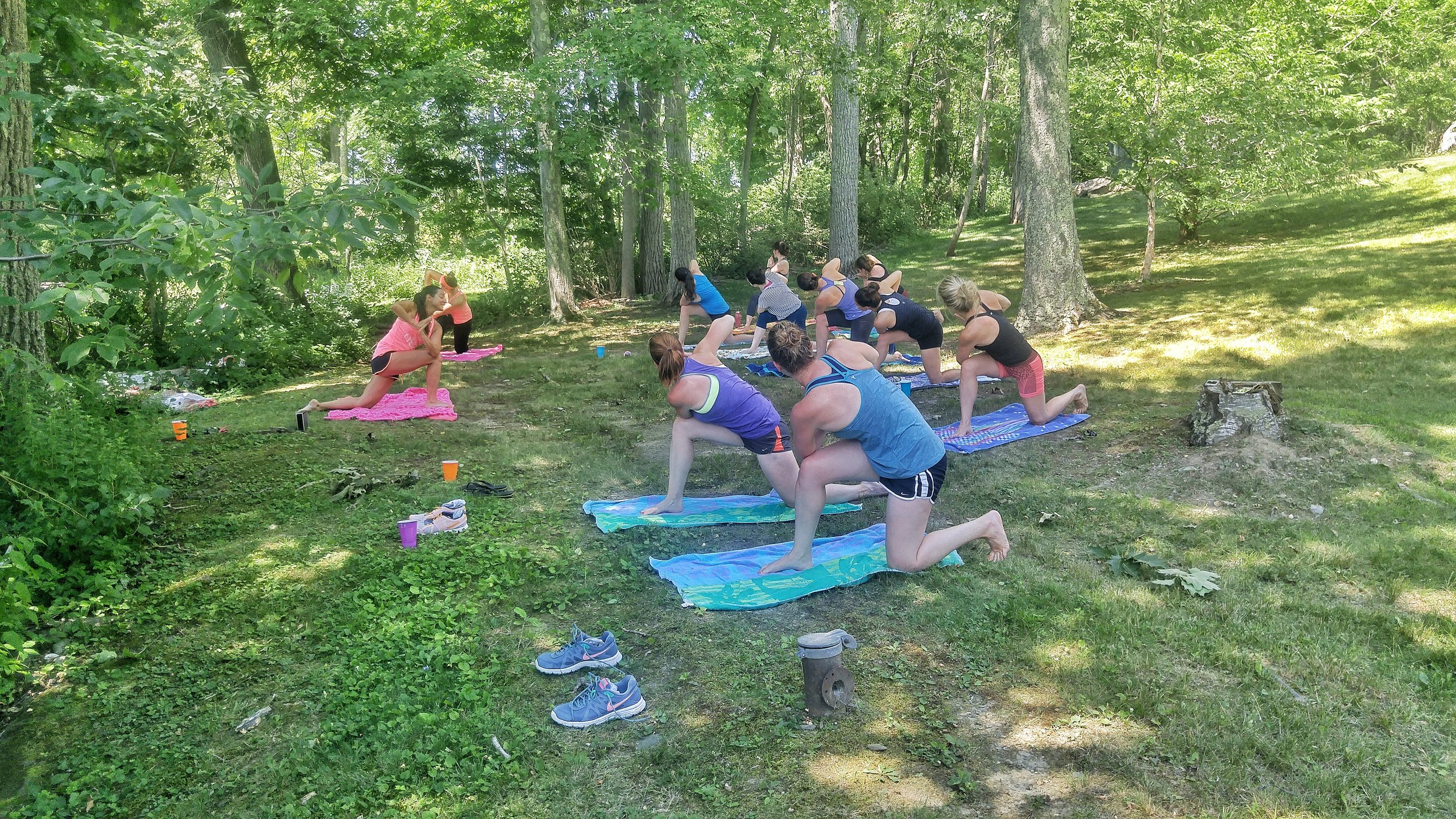 """Forest"" Yoga?"
