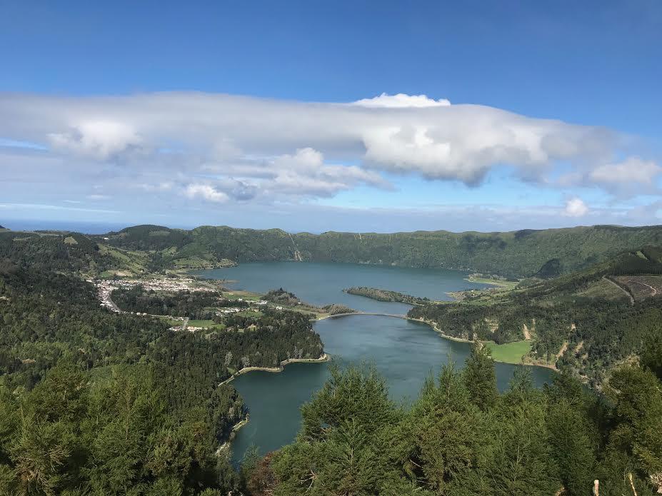 Azores Sete Cidades