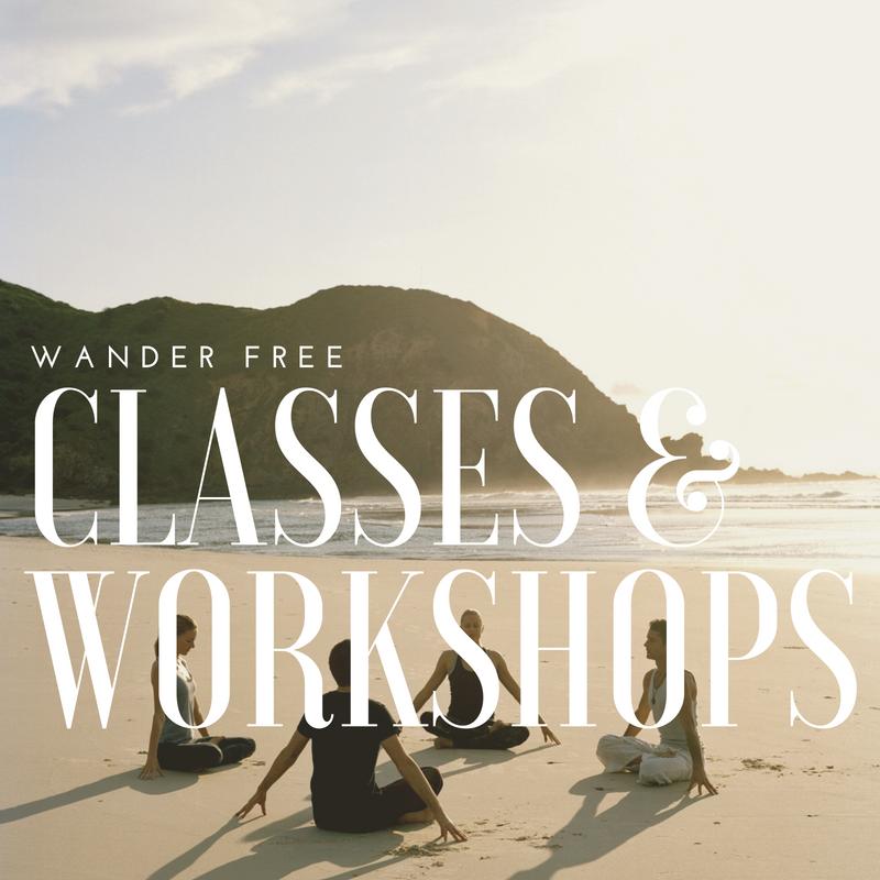 Yoga Classes and Workshops
