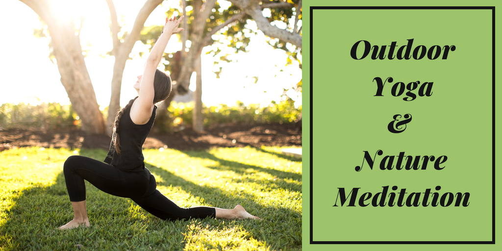 Outdoor Yoga and Nature Meditation