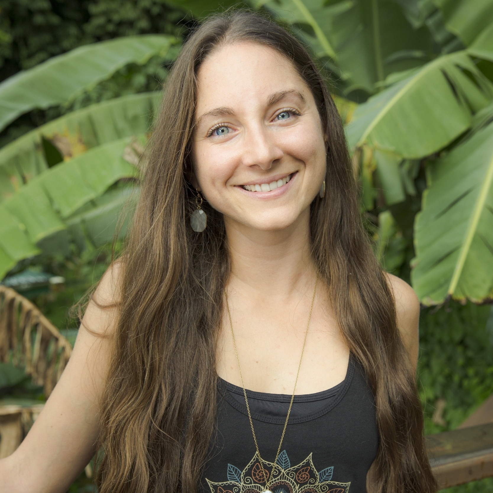 Jen Wyatt - Jen is a spiritual entrepreneur, nature lover, seeker, and lifelong learner committed to helping others on their journey of healing and self- discovery. She is a yoga and mindfulness instructor, reiki II practitioner, artist, and owner of Wander Free Wellness.