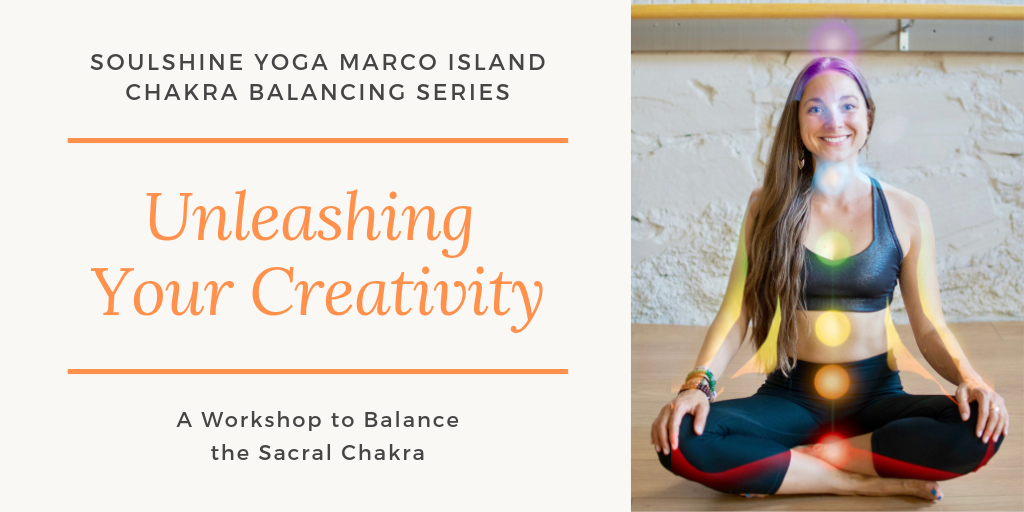 Sacral Chakra Workshop Creativity Workshop