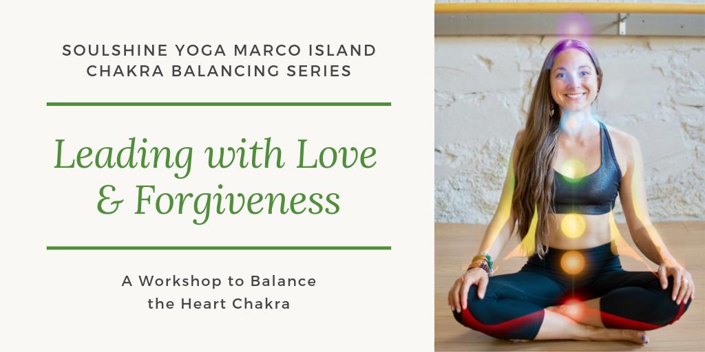 Heart Chakra Workshop Chakra Balancing