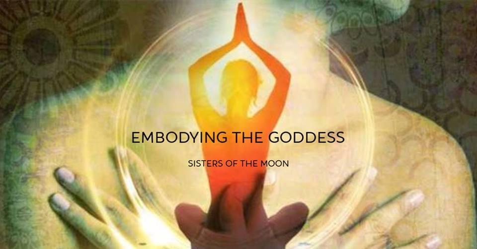 Embodying the Goddess Moon Circle