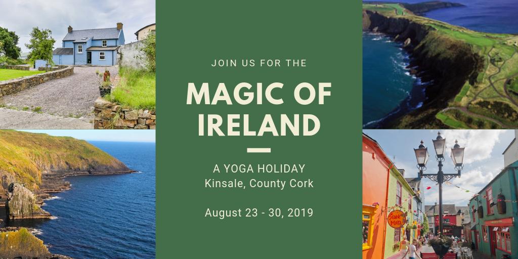 Ireland Yoga Retreat