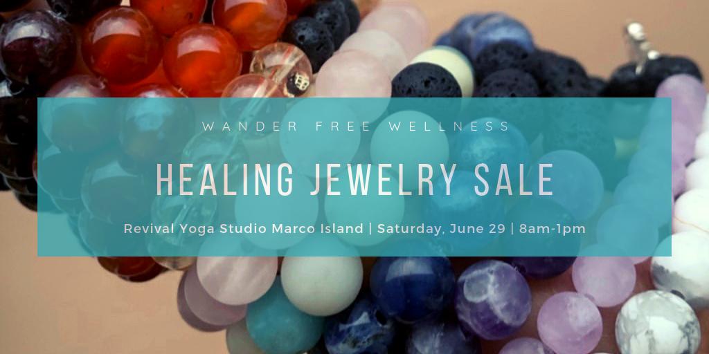 Healing Jewelry Sale