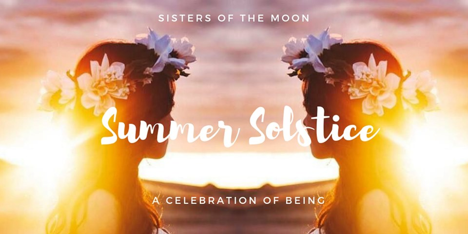 Summer Solstice Sisters of the Moon