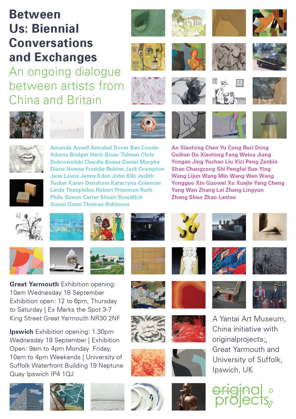 Britain - China - Contemporary Art Biennial 2019