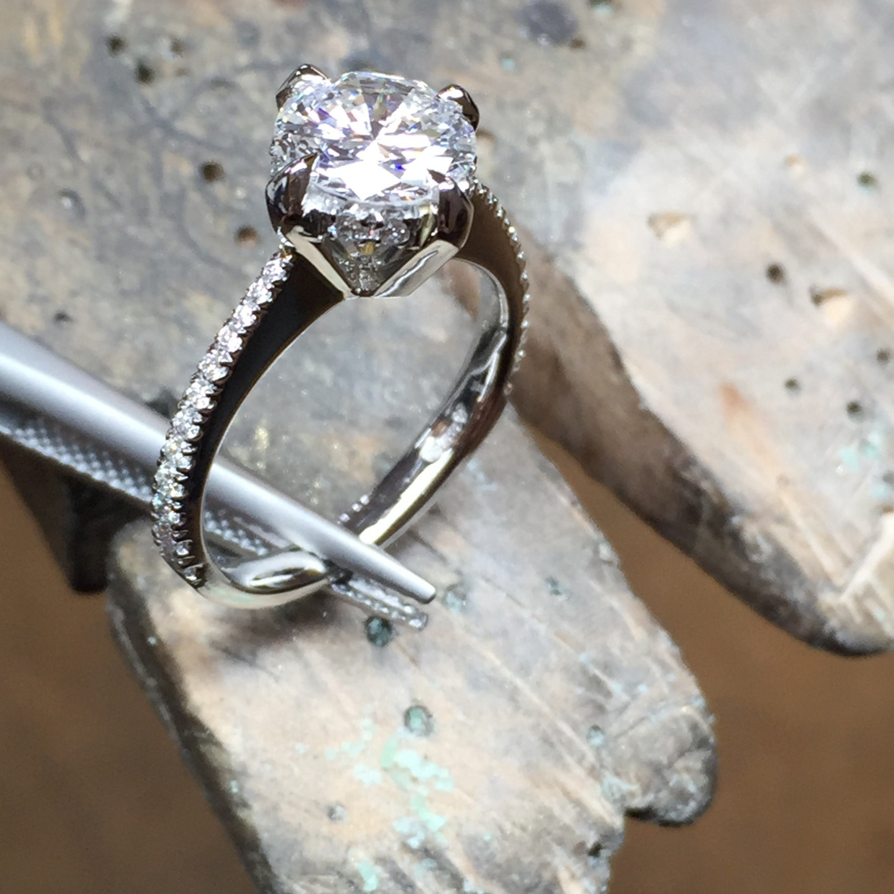 Engagement Rings - Design your partners perfect engagement ring.