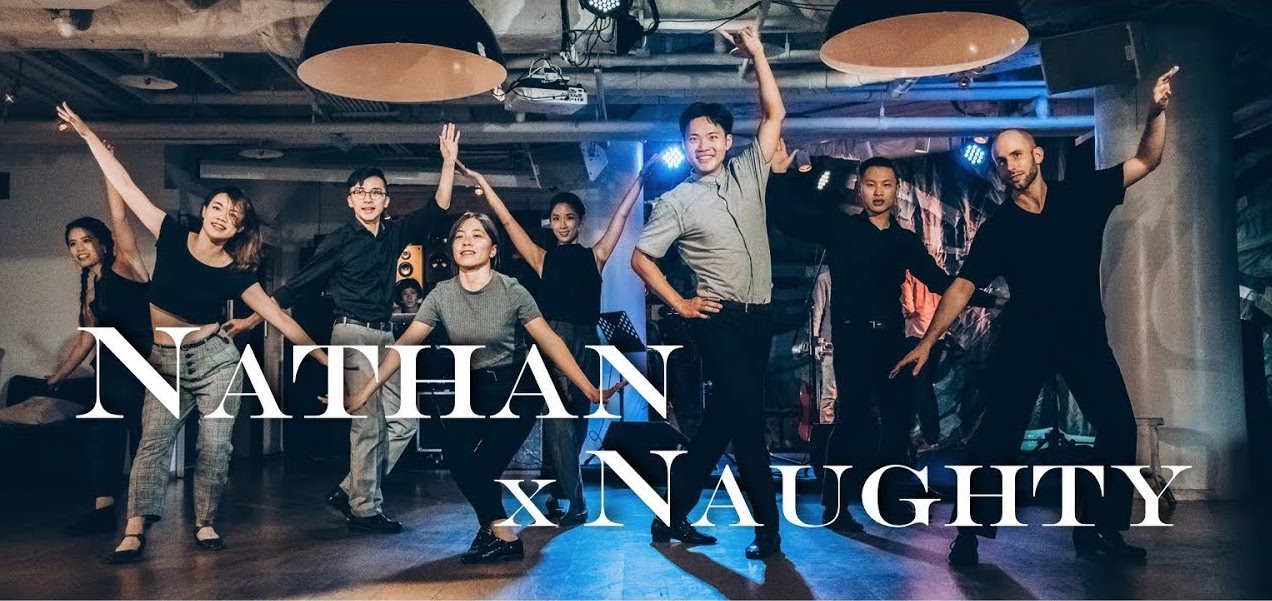 Solo Performance | Nathan Bugh & Naughty Swing .jpg