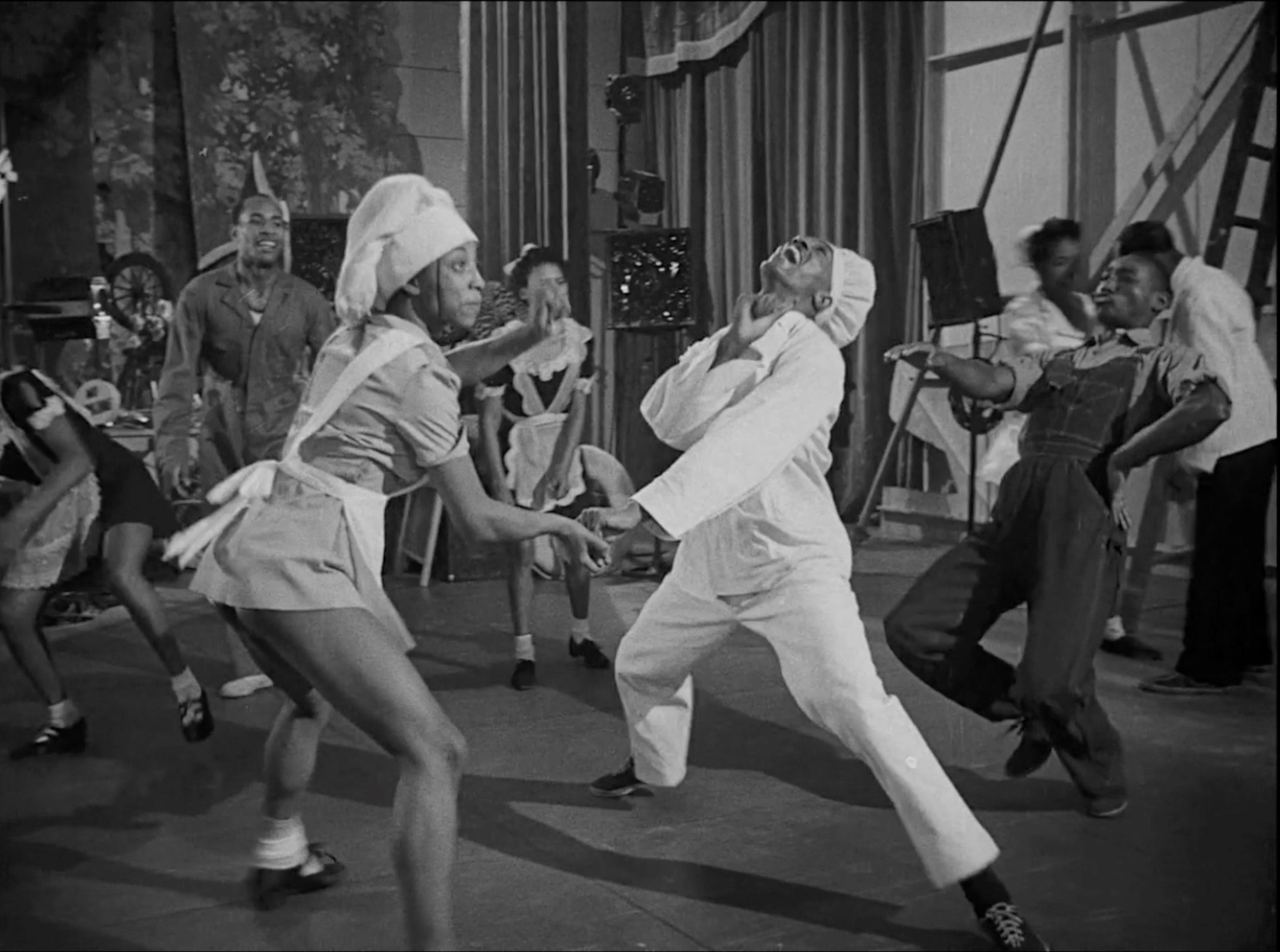 Hellzapoppin like you've never seen it before