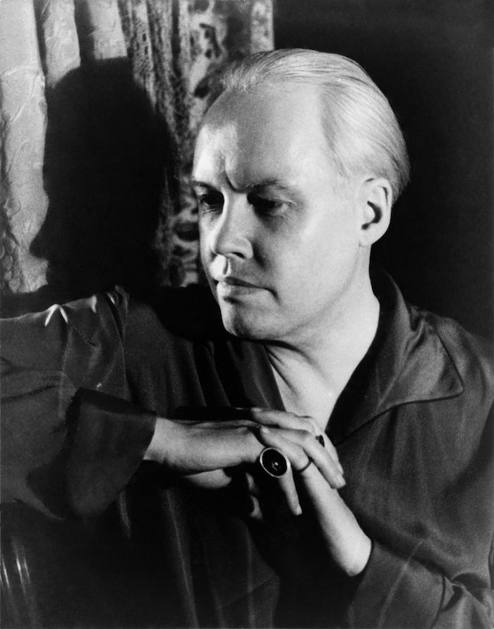 Carl Van Vechten self-portrait