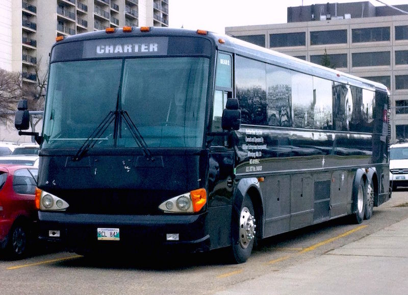 Charter bus tours - see our options our customize your own