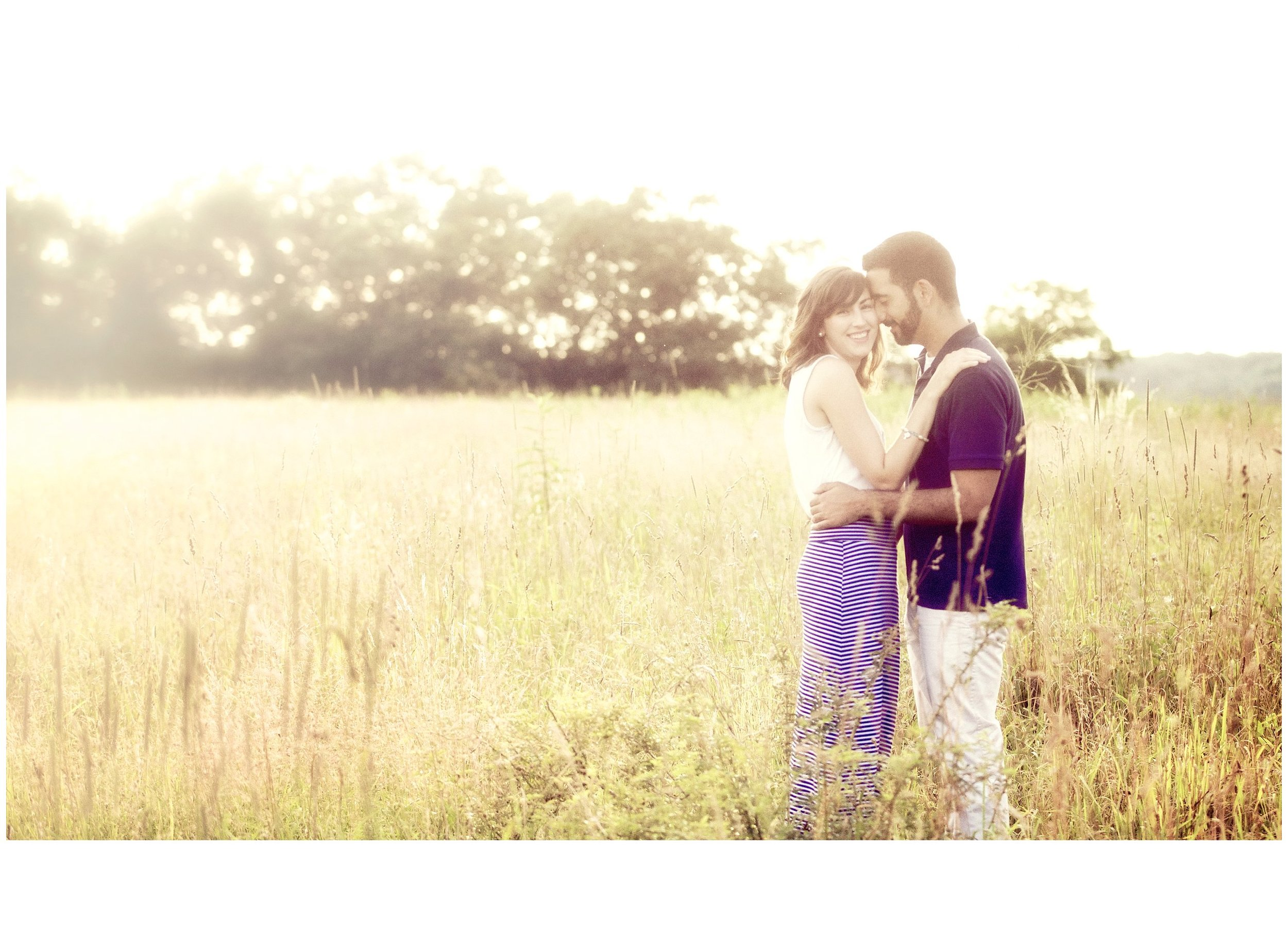 Engagement session at Natirar in gladstone new jersey