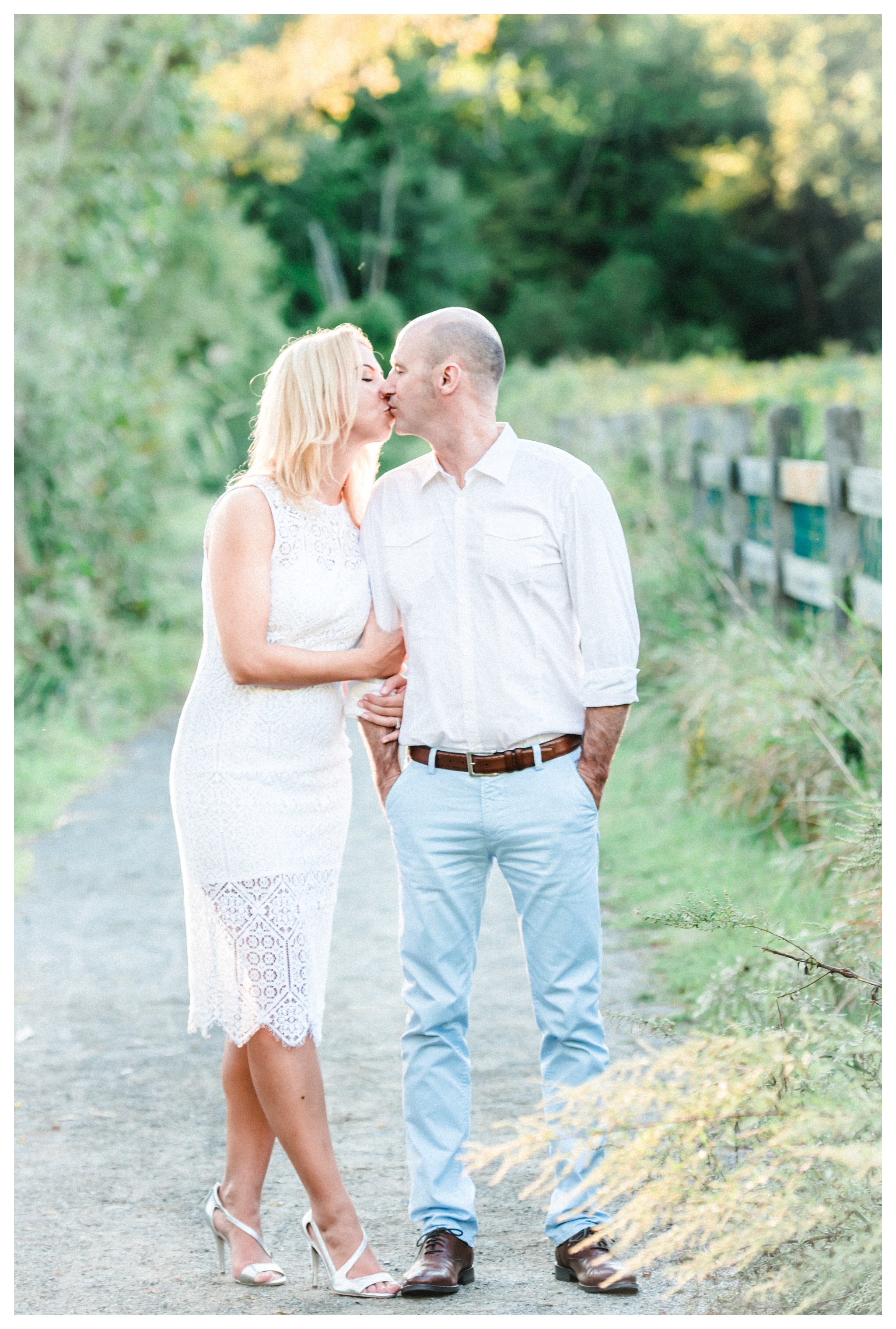 New Jersey Morristown Engagement Pictures