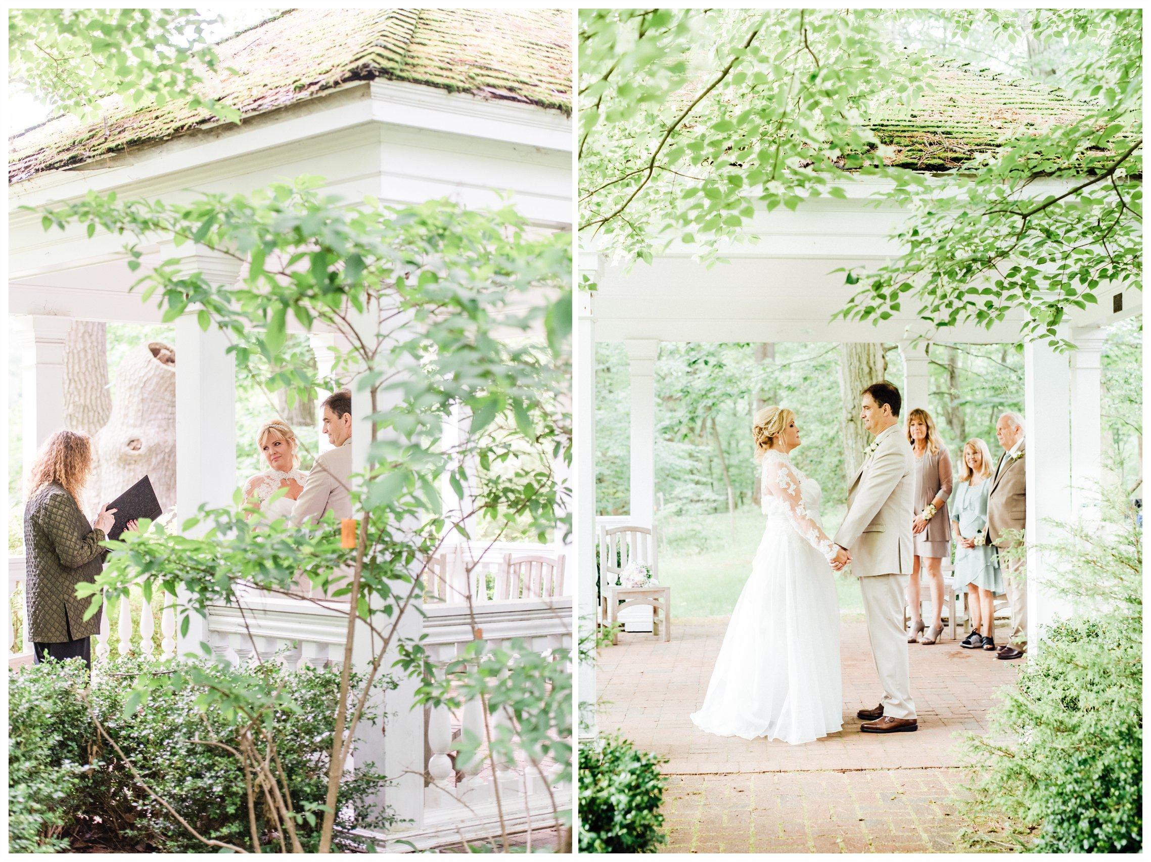 Frelinghuysen Arboretum Wedding