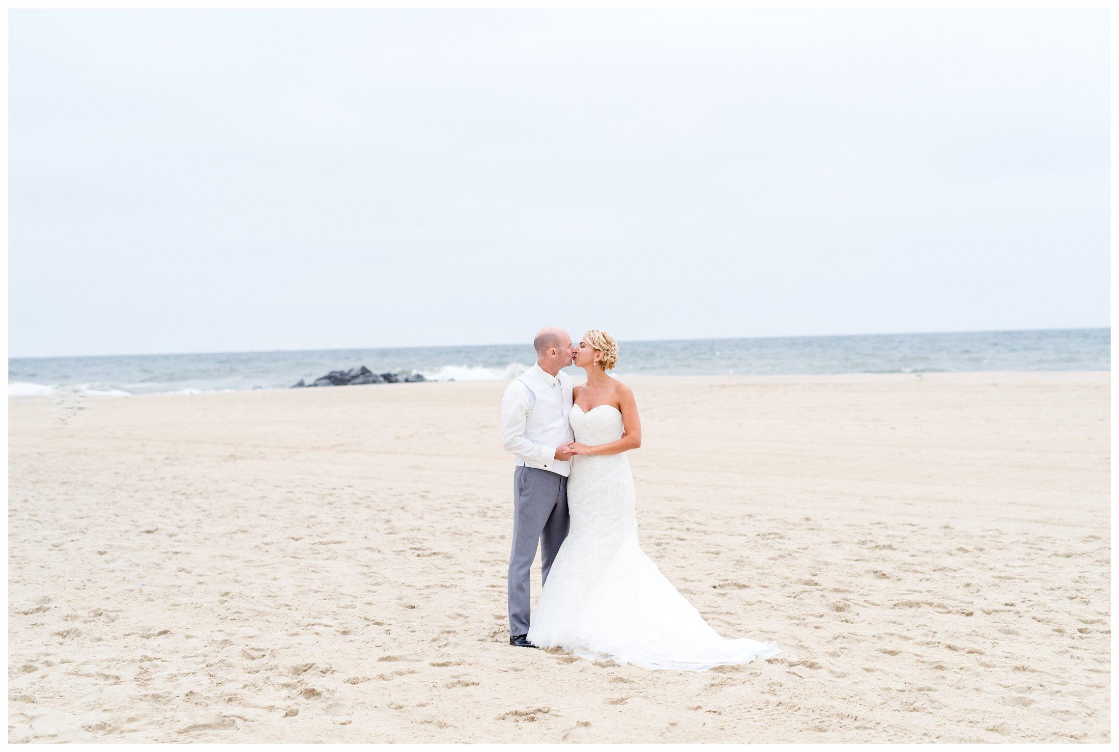 McLoone's beach wedding