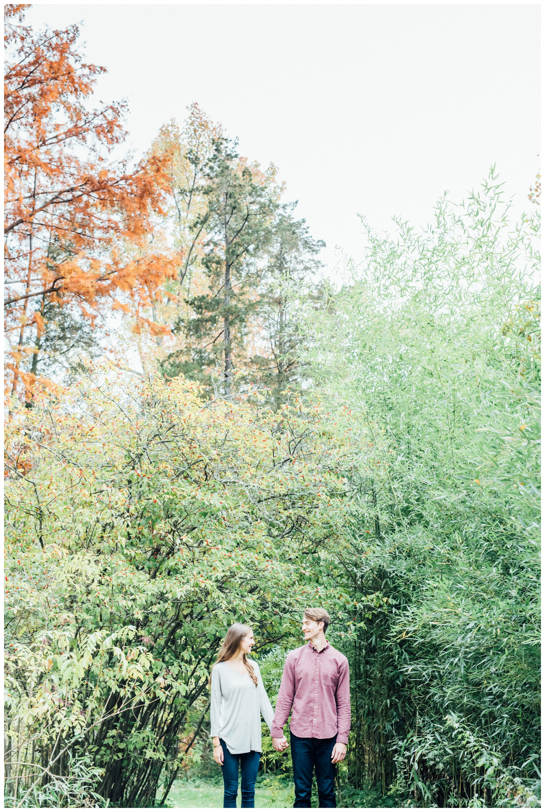 Willowwood Arboretum Engagement Session