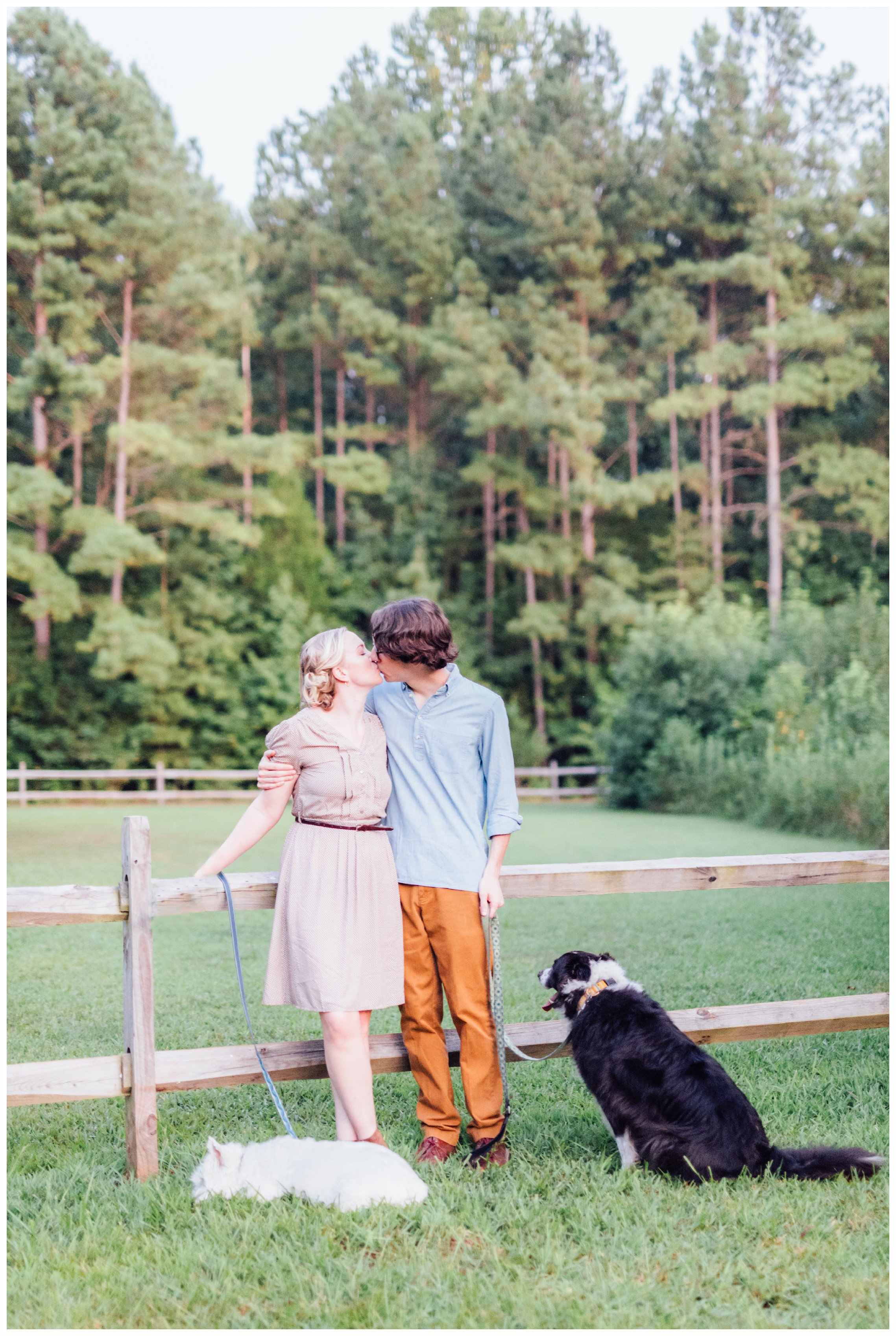 North Carolina Engagement Session