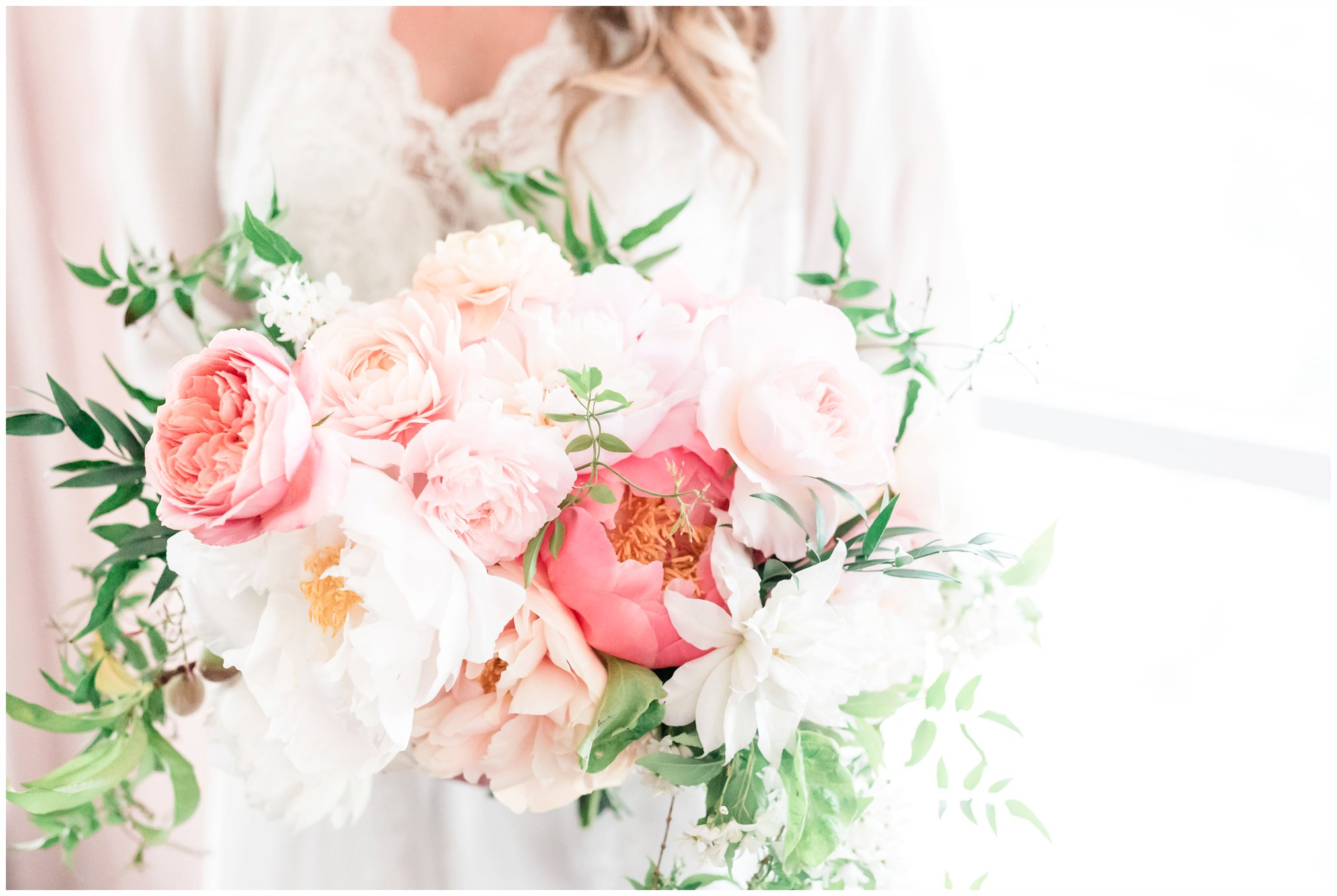susies beautiful bridal bouquet