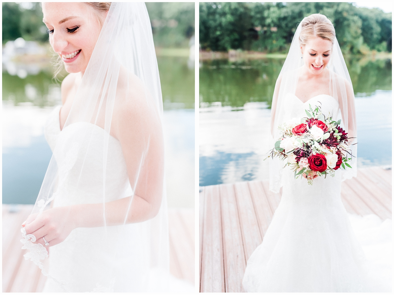 bridal portraits rock island lake club